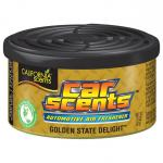 California Car Scents -Golden State Delight 42g