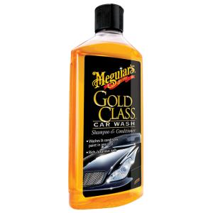 Meguiar's Gold Class Car  Wash Shampoo & Conditioner 473 ml