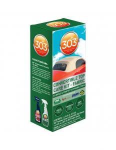 303 Convertible Top Cleaning&Care Kit Fabric