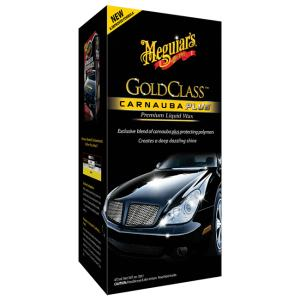 Meguiar's Gold Class Carnauba Plus Liquid Wax 473 ml