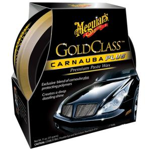 Meguiar's Gold Class Carnauba Plus Paste Wax 311 g