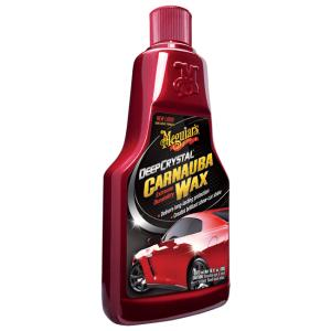 Meguiar's Deep Crystal  Carnauba Wax Step 3  473 ml