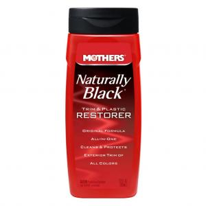 MOTHERS Natural Black Trim Plastic Restorer 355 ml