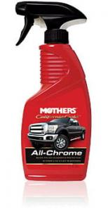 MOTHERS All-Chrome Quick Polish 355 ml