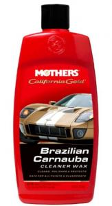 MOTHERS Gold Carnauba Cleaner Wax 118 ml