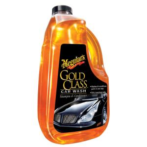 Meguiar's Gold Class Car Wash Shampoo & Conditioner 1893 ml